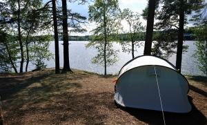 Campingplatz in Heinola