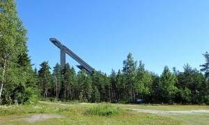 Salpausselkä-Schanze in Lahti