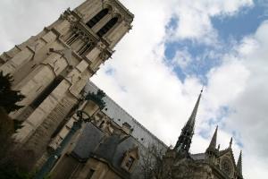 Kathedrale Notre-Dame de Paris 2009