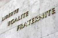 Liberté, Egalité, Fraternité ...