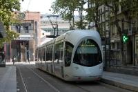 Straßenbahn in Lyon