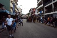 Farbenfroher Karneval in Cayenne in Französisch-Guyana