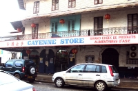 Cayenne in Französisch-Guyana / Guyane française