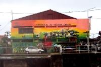 Chinesisches Viertel in Cayenne in Französisch-Guyana / Guyane française