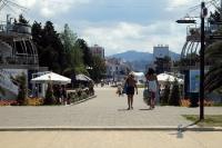 Batumi am Schwarzen Meer in Georgien