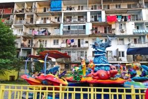 Freizeitpark in Batumi