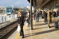 Schienenverkehr in Griechenland, Bahnhof von Athen