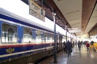 Bahnhof von Athen