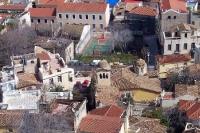 Blick auf die Altstadt von Athen