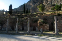 Delphi in Griechenland