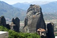 Meteora in in Thessalien