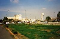 Cairo International Airport Mitte der 90er Jahre