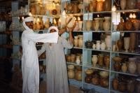 Morsay Alabaster Factory in Theben West