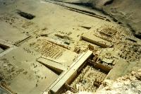 Totentempel der Hatschepsut in Theben West