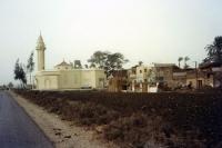 Unterwegs am Nil südlich von Kairo