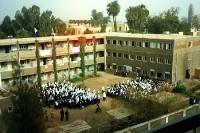 Eine Schule in der Stadt Luxor
