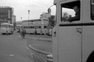 Linienbusse in West-Berlin (1968)