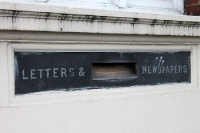 Letters & Newspapers