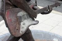 Die Gitarre von Rory Gallagher, Ballyshannon Folk & Traditional Music Festival