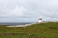 Landschaft am Point Ed Dunkineely bei Killybegs und Donegal in Irland