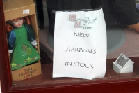 New Arrivals in Stock - Irisches Geschäft