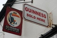 Guinness sold here - wie überall in Irland ;-)