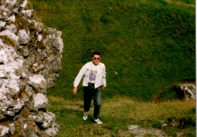 Unterwegs in Irland 1992