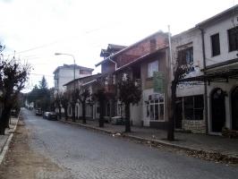 Berovo in Mazedonien
