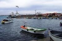 Carevo in Bulgarien, Endpunkt des ICT