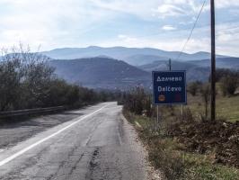 Delcevo in Mazedonien