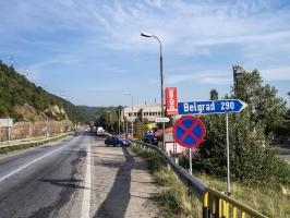 Derdap 2 Staudamm an der Donau