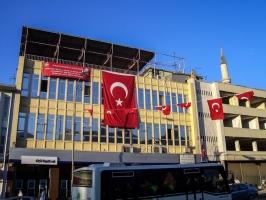 Edirne, Stadt in der europäischen Türkei