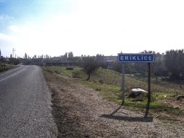 Eriklice in der Türkei