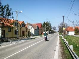 Etappe Petrzalka nach Kittsee