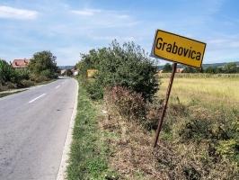 Grabovica in Serbien