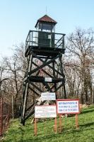 Grenzmuseum in Felsöcsatar (Ungarn)