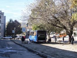 Ivajlovgrad in Bulgarien
