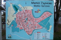 Malko Tarnovo in Bulgarien