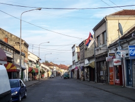 Negotin in Serbien