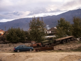 Novo Konjarevo in Mazedonien