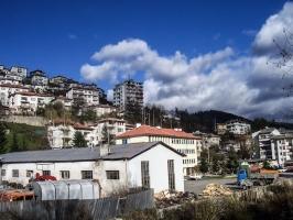Smoljan in Bulgarien