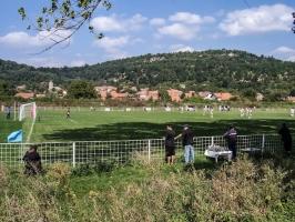 Sportplatz des FK Rajac (Serbien)