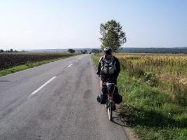 Straße von Negotin nach Rajac