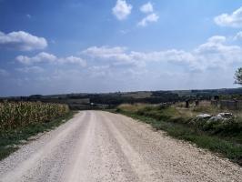 Straße von Rajac nach Zajecar