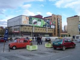 Strumica in Mazedonien