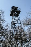 Ungarischer Grenzturm bei Sopron