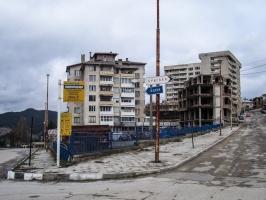 Unterwegs von Dospat nach Smoljan