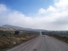 Unterwegs von Lalapasa nach Kayali
