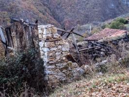 Unterwegs von Petric nach Kovacevo