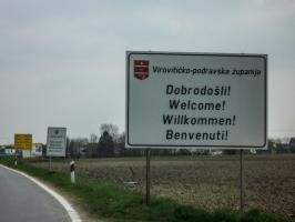 Willkommen in Kroatien!
